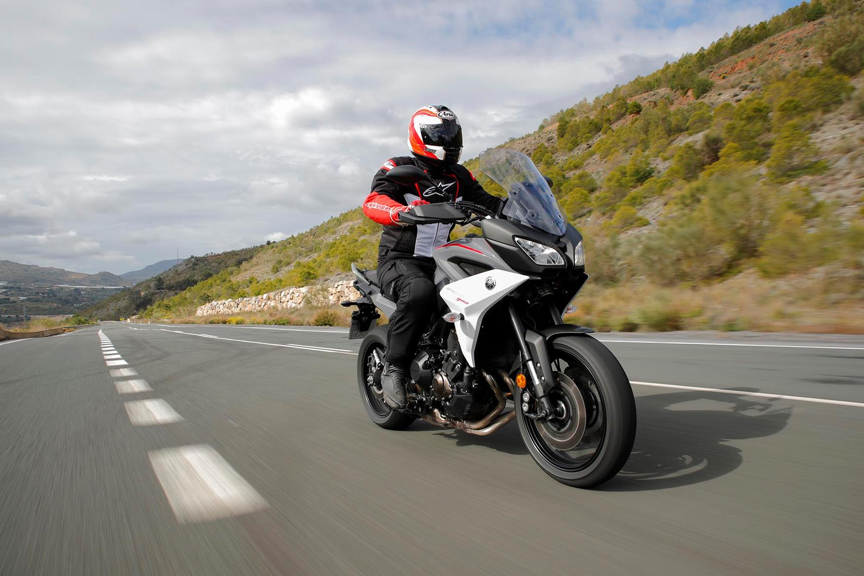 Yamahas 2018 Tracer 900 GT Is The FJ-09 Weve Always