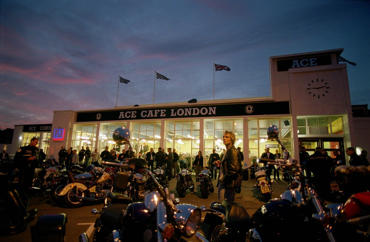 Years Of The Ace Cafe London In Pictures MCN - Ace cafe orlando car show