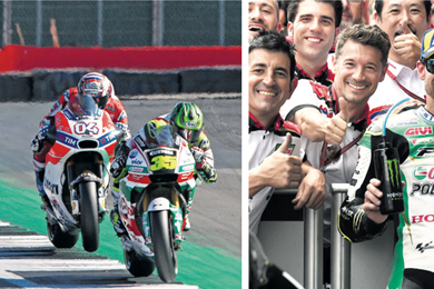 MCN Live! day ticket offer in next week's MCN | MCN