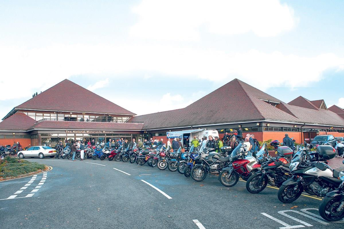 National Motorcycle Museum >> 100 Cash Offered For Discussion At National Motorcycle Museum