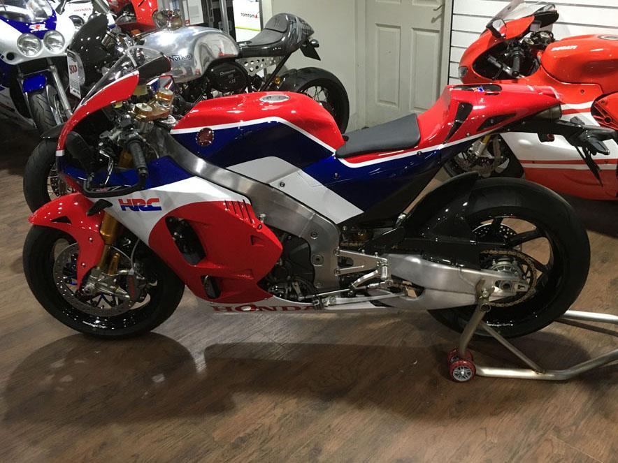 220k Honda Rc213v S Up For Sale