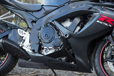 Revisited: 2006-2007 Suzuki GSX-R750