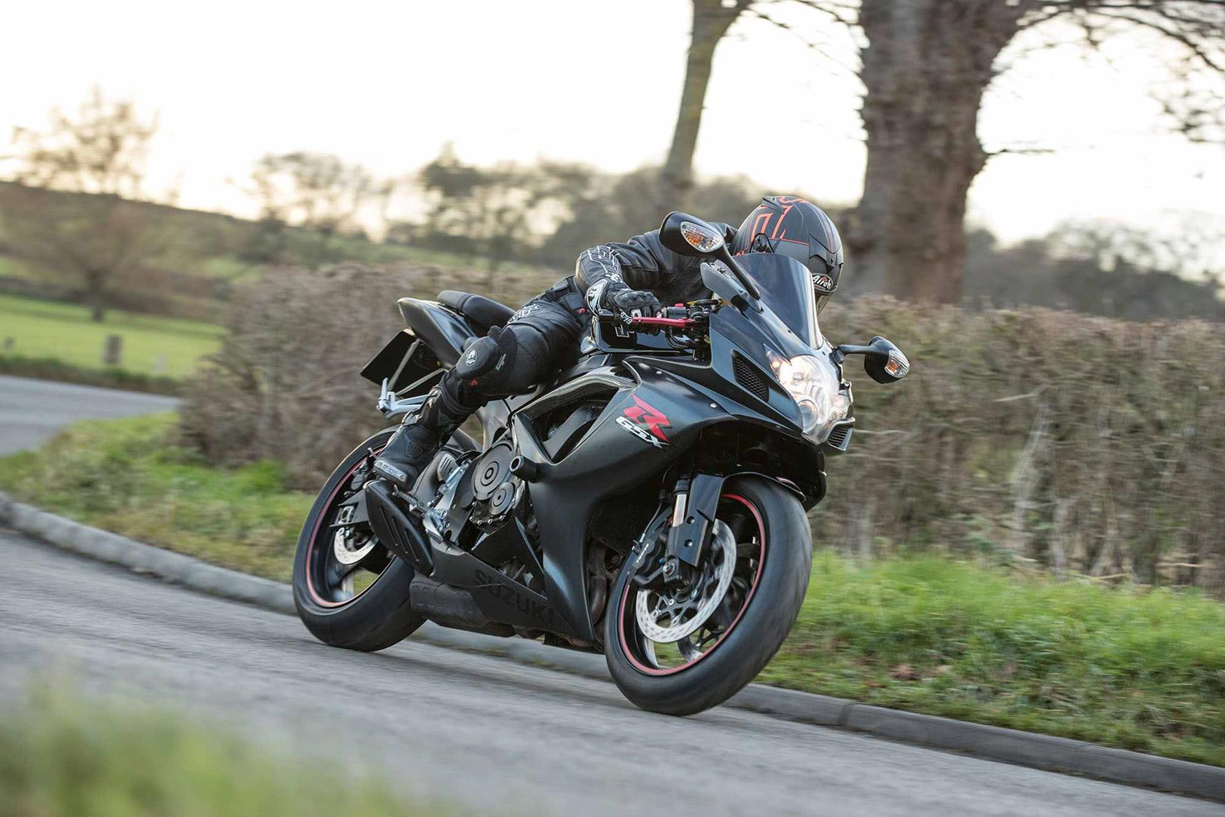 Revisited: 2006-2007 Suzuki GSX-R750