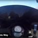 Helmet cam footage showed Kuzmenok speeding