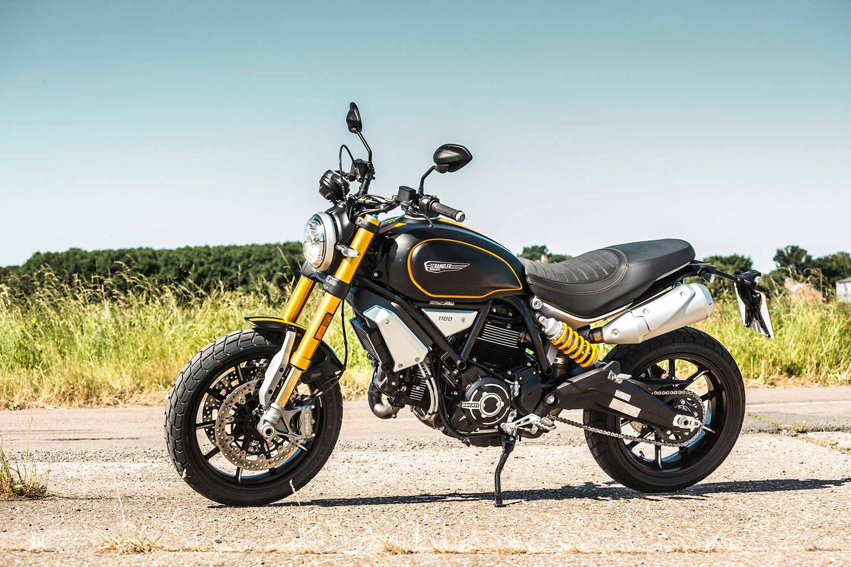 Ducati Scrambler 1100 Sport: 'Costly But Cool