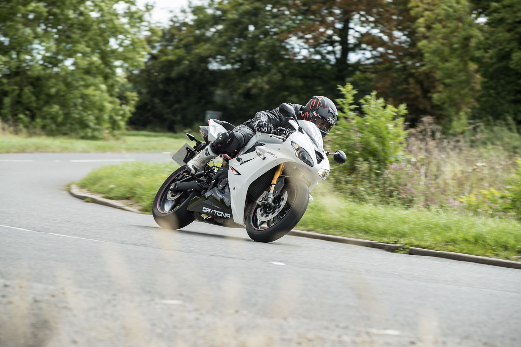 Revisited 2011 Triumph Daytona 675r