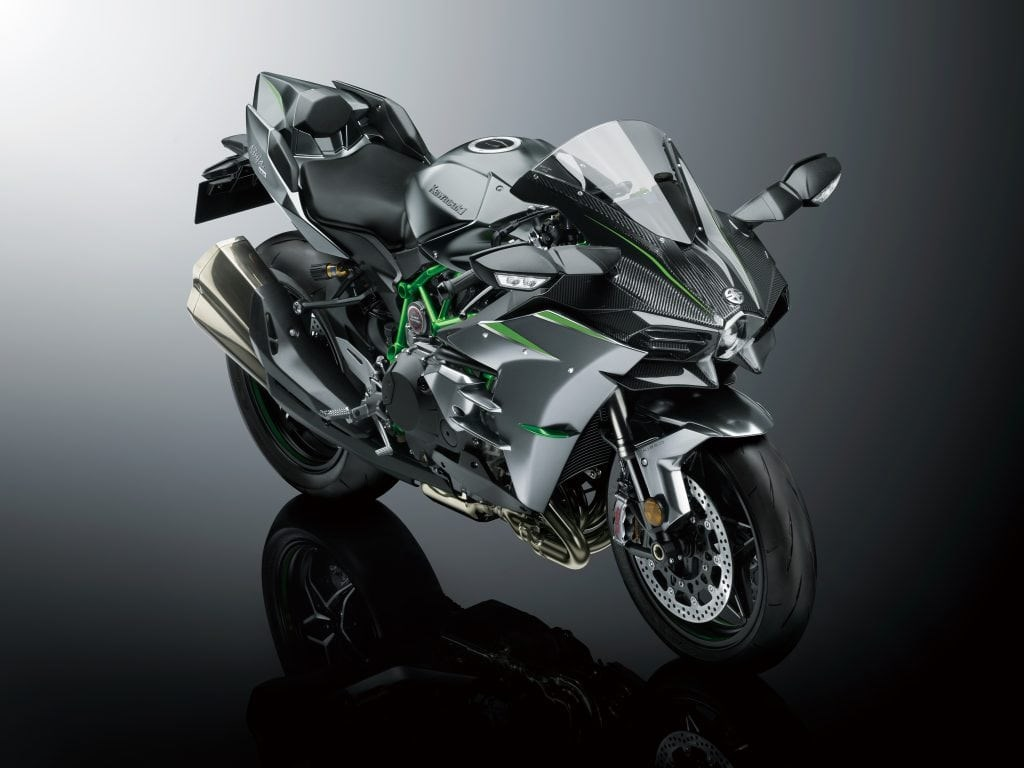 Intermot 2019 Kawasaki Ninja H2 The Maddest Just Got Madder Mcn 2004 636 Engine Diagram