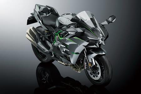 2019 Kawasaki Ninja H2 The Story