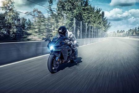 Intermot 2019 Kawasaki Ninja H2 The Maddest Just Got Madder