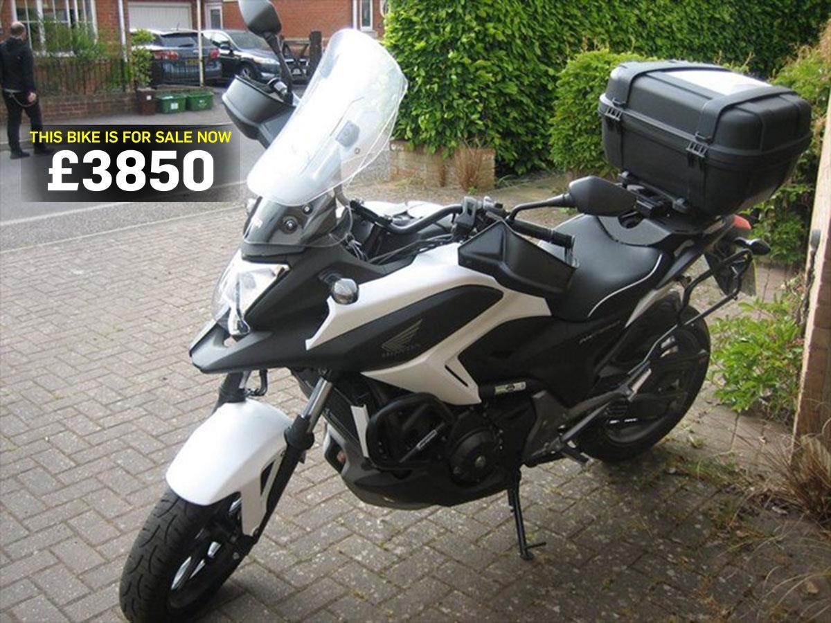 Bike Of The Day Honda Nc750x