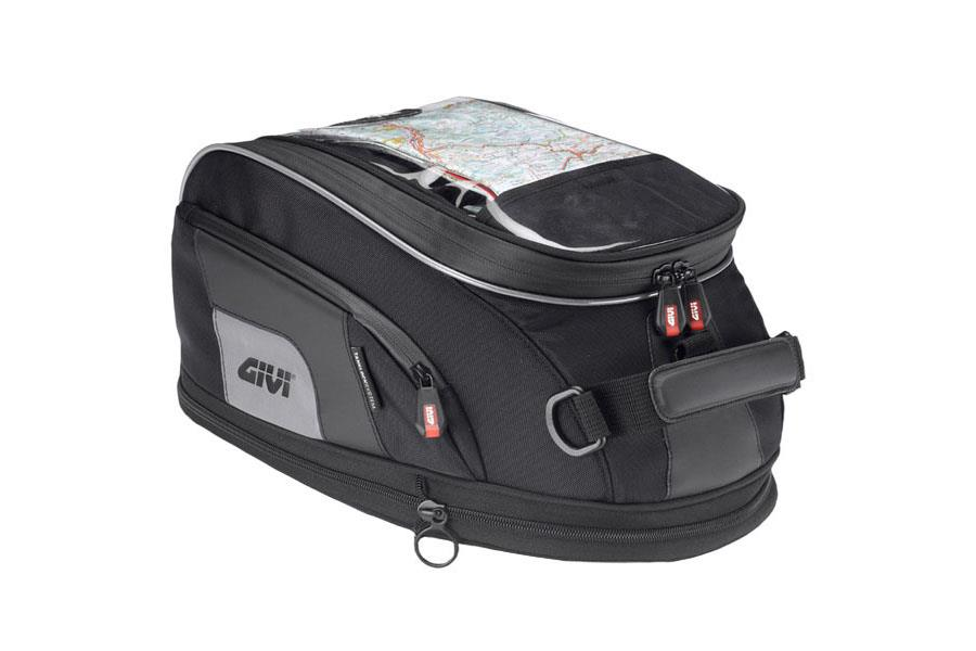 motorcycle laptop tank bag