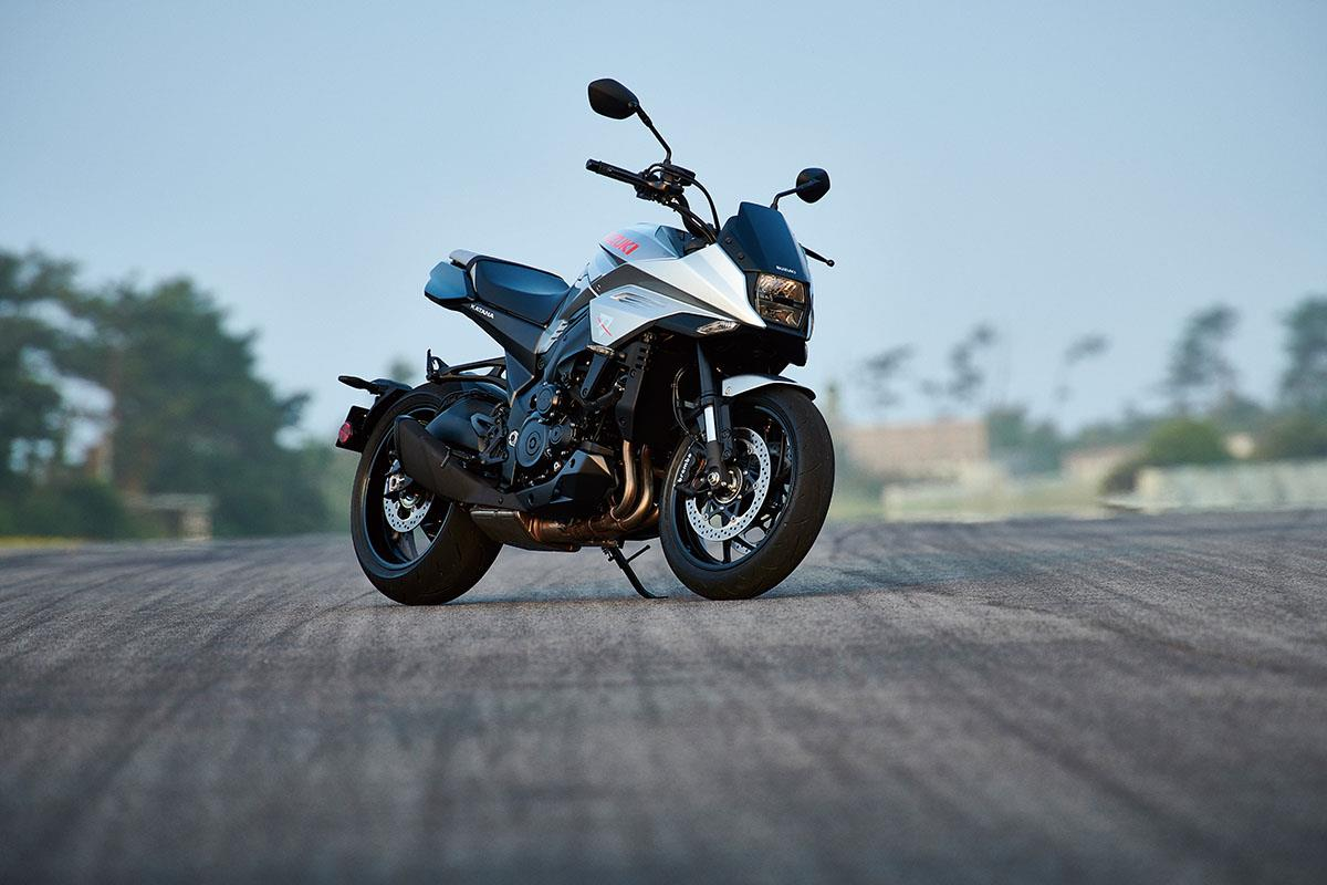 d6f7734afea5 Suzuki Katana 2019 - the MCN guide and model history