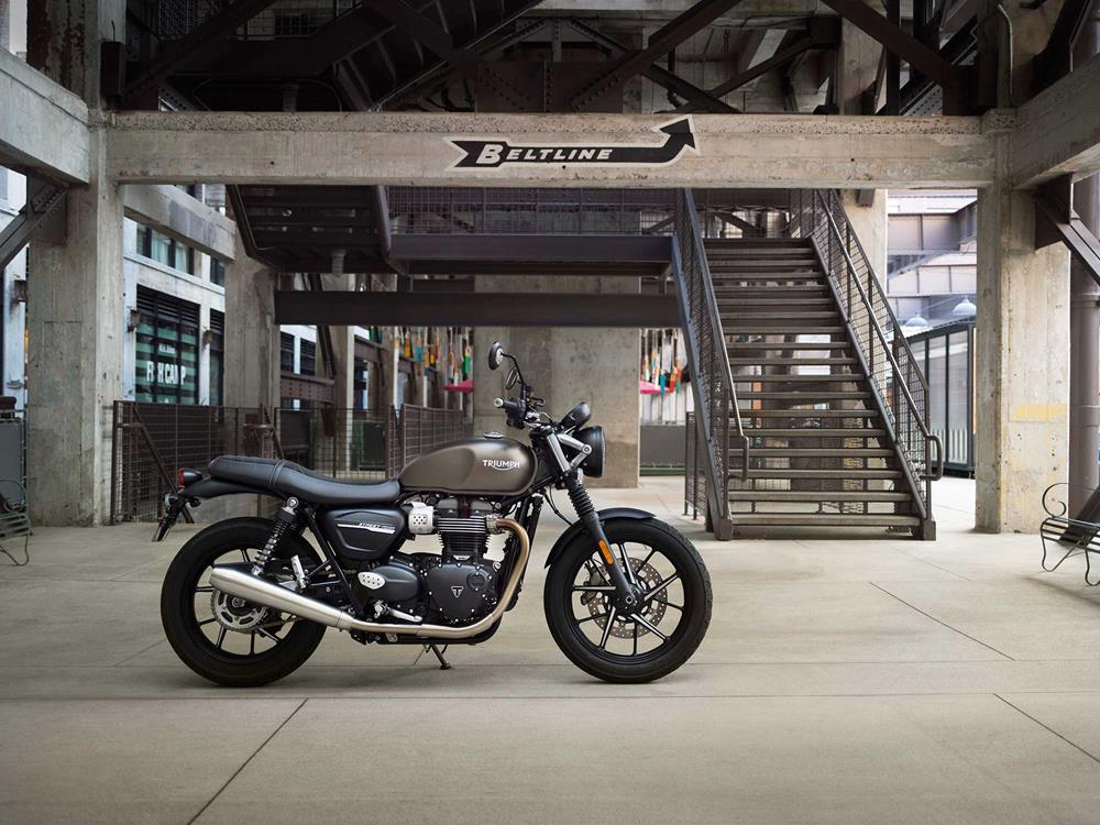 The Street Twin gains a raft of updates for 2019