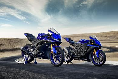 Yamaha unveil YZF-R125 with MotoGP livery