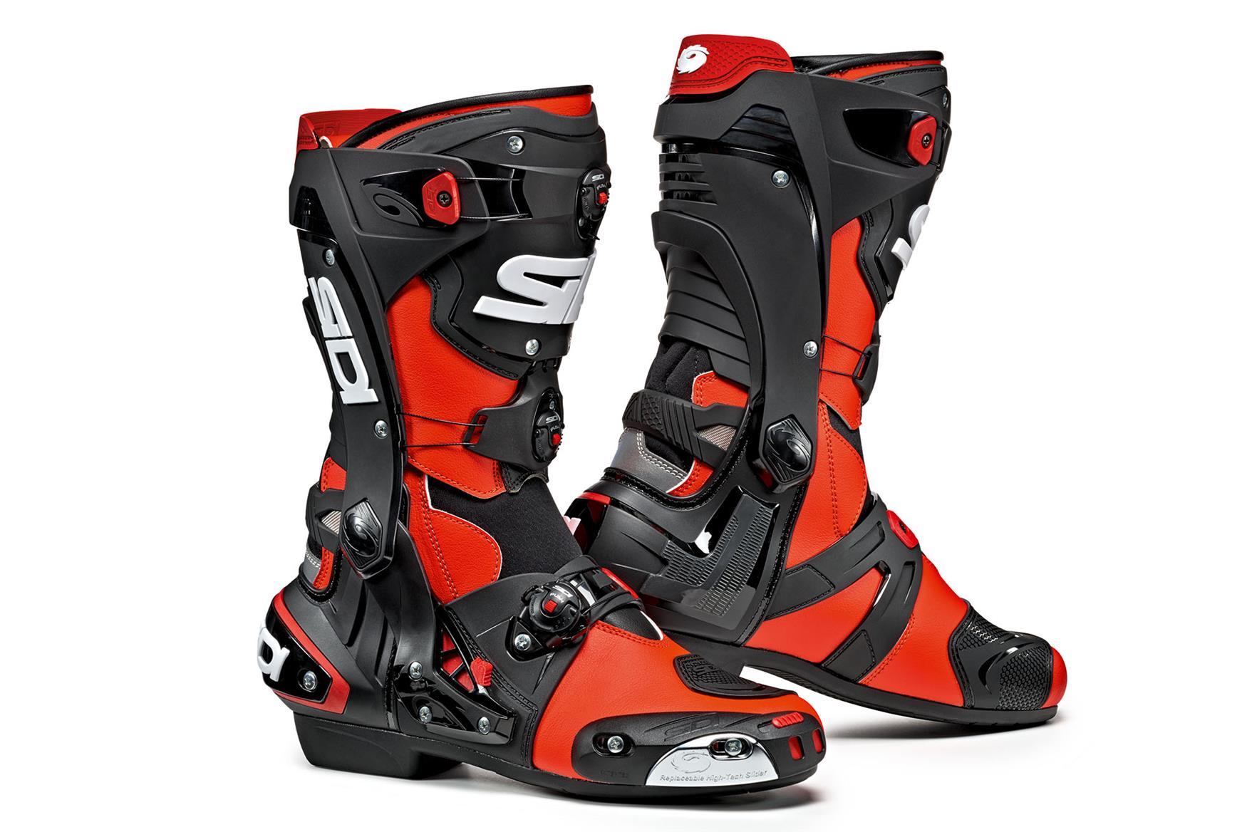 Sidi launch new Rex sport motorbike boot