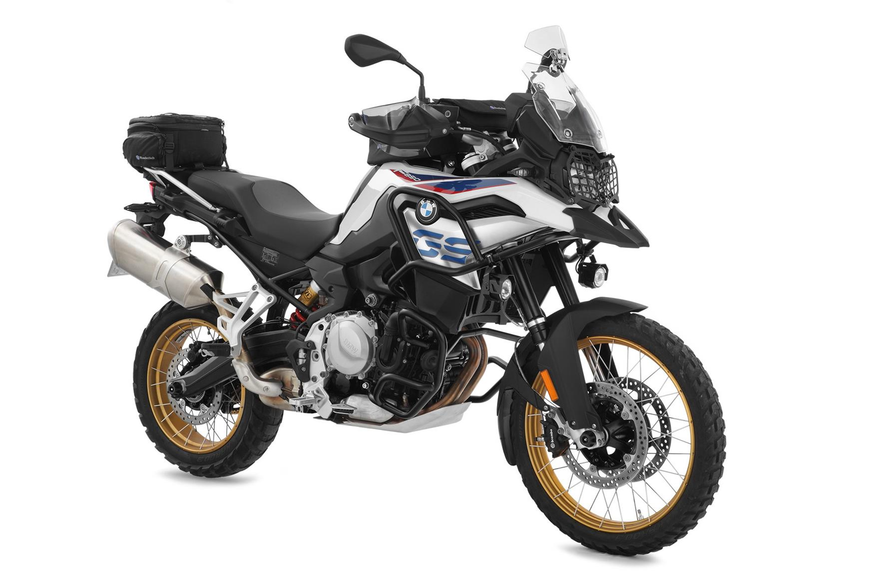 wunderlich launch new accessories for bmw f850gs. Black Bedroom Furniture Sets. Home Design Ideas