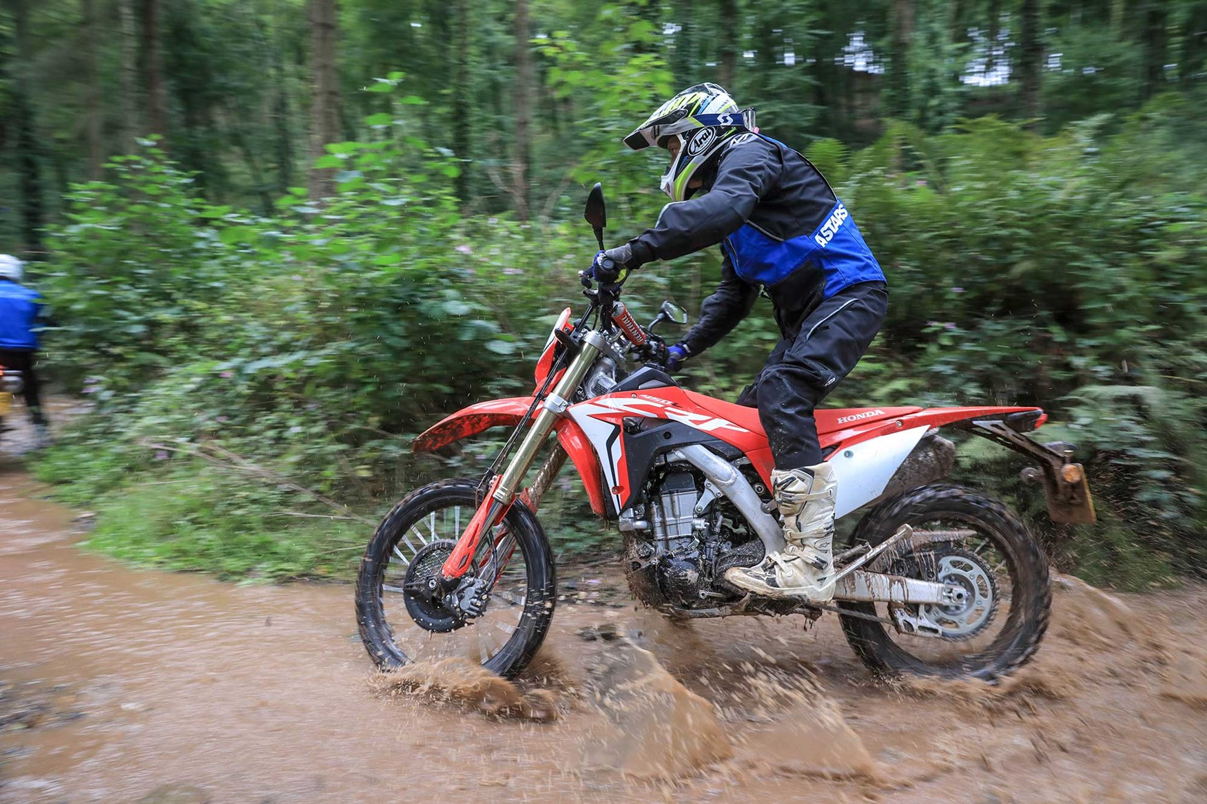HONDA CRF450L (2019-on) Review   Speed, Specs & Prices   MCN