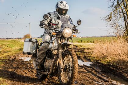 ENFIELD HIMALAYAN  (2018-on)