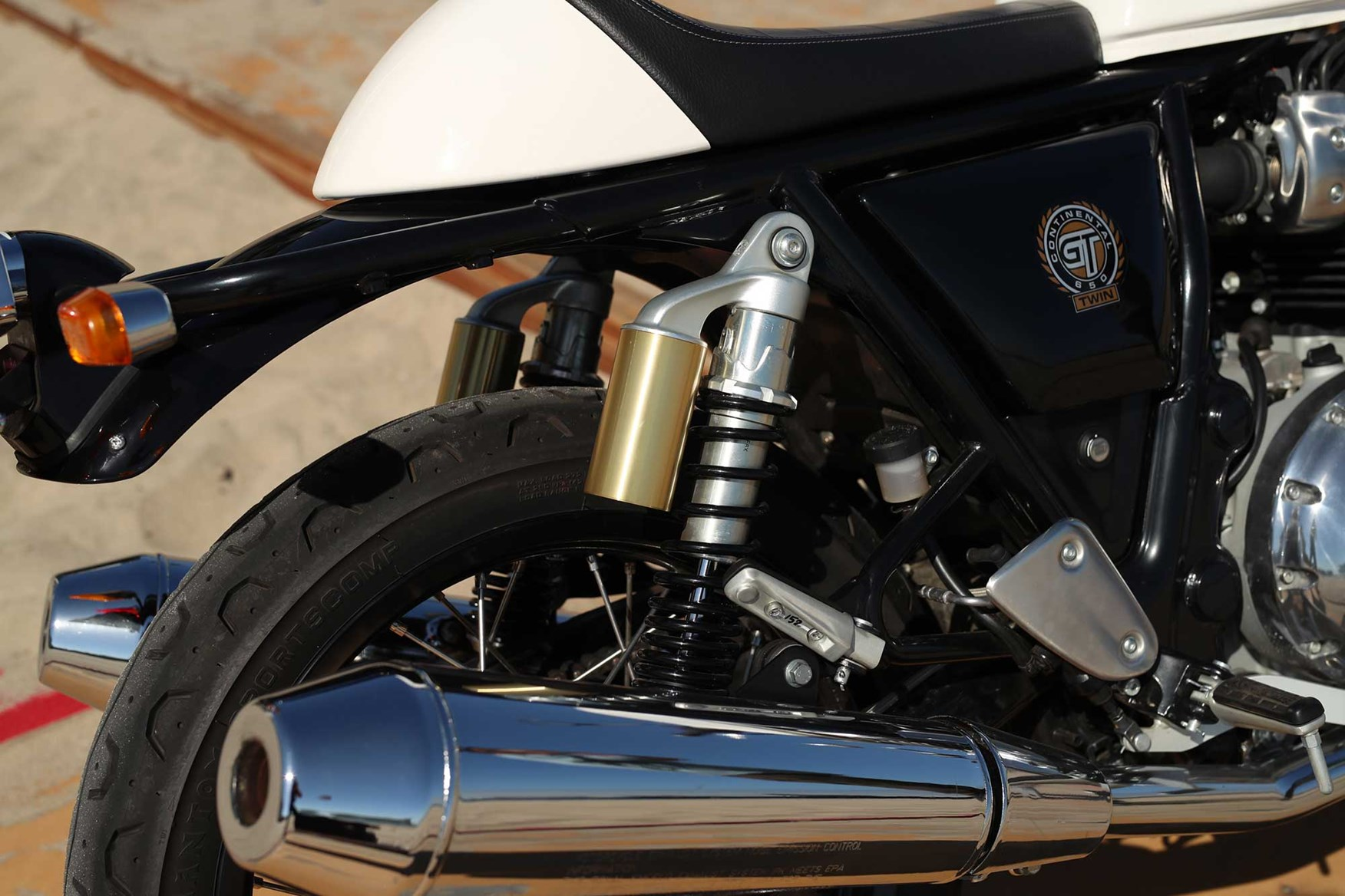 ENFIELD CONTINENTAL GT (2018-on) Review, Specs & Prices | MCN