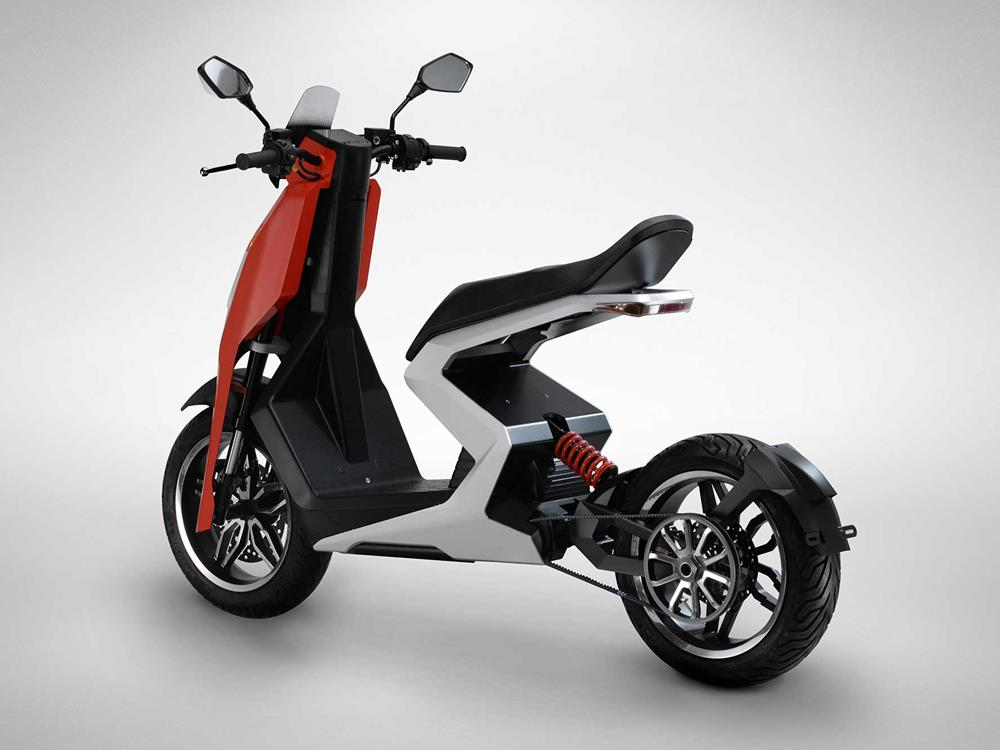 Zapp's new i300 electric scooter is available to pre-order from October 31.