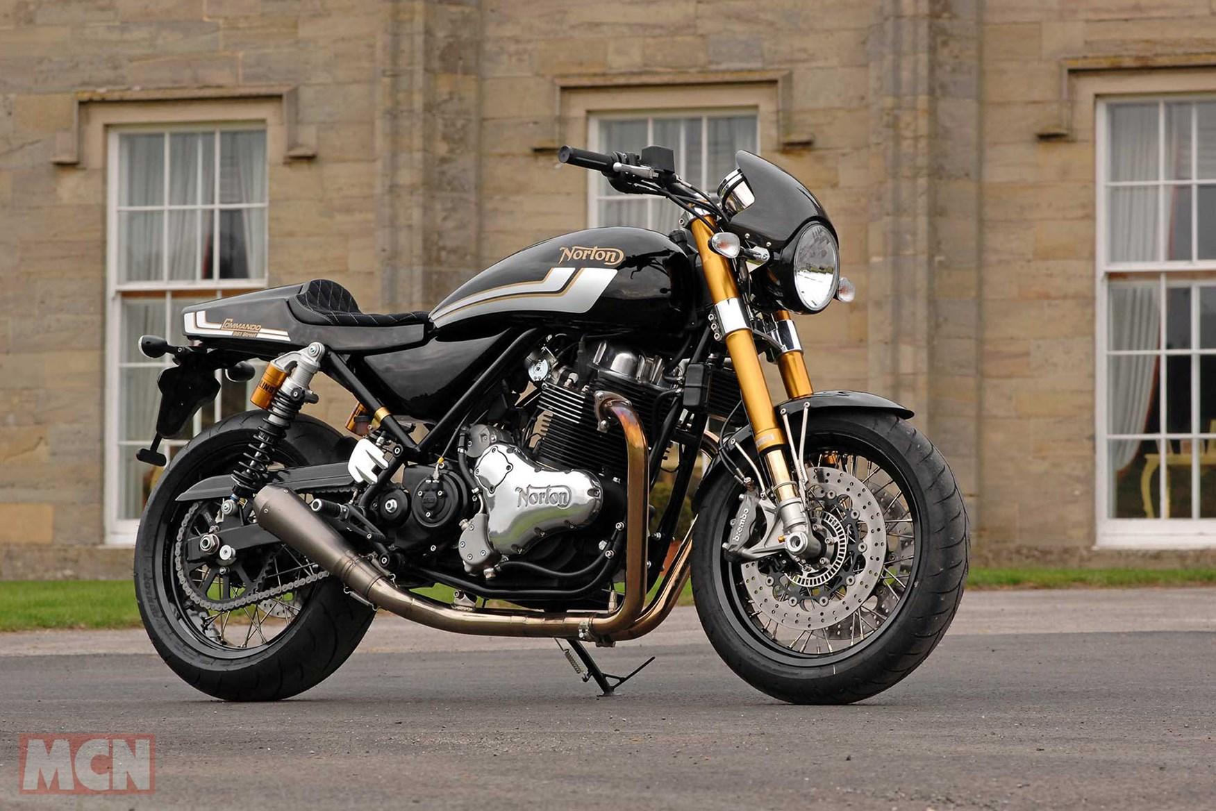Inside story: Stunning Norton Commando 961 Street will be 50-bike