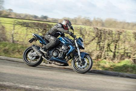 Revisited 15 Years Of The Kawasaki Z750 Middleweight