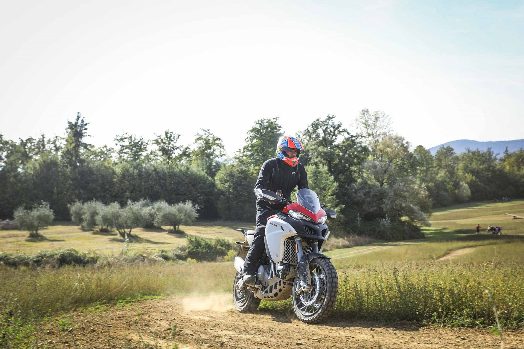 Ducati Multistrada 1260 Enduro 2019 On Review