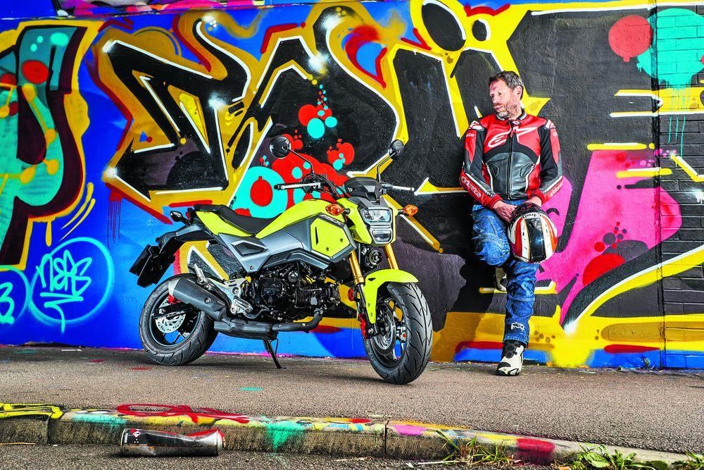 HONDA MSX125 GROM (2014-on) Review | Specs & Prices | MCN