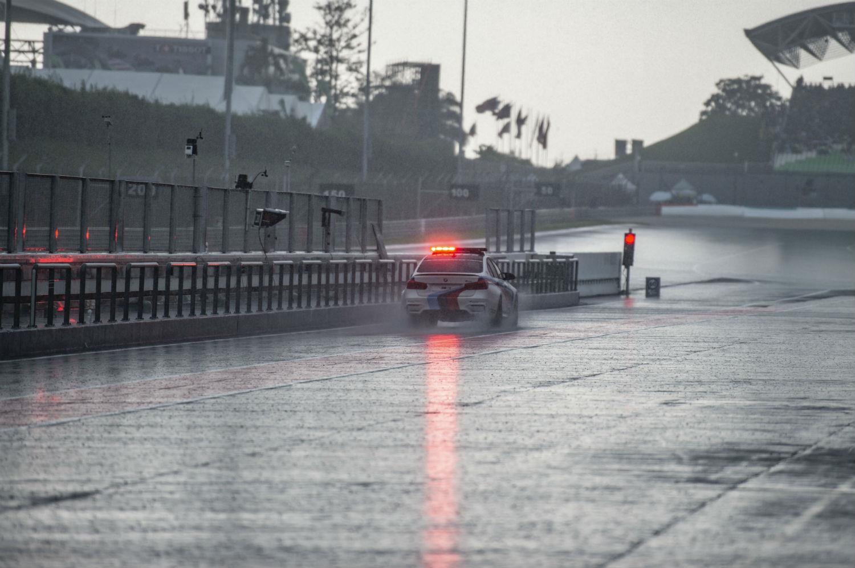 Flipboard: MotoGP: MotoGP: Schedule changed thanks to threat of rain