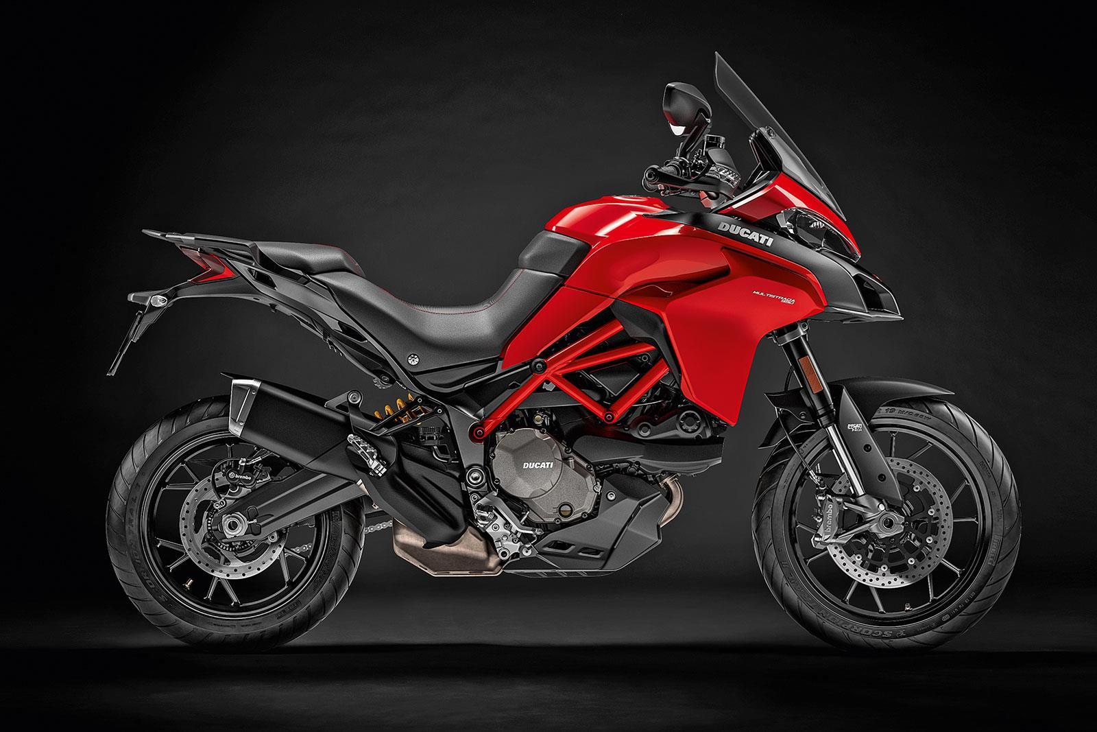 Ducati Multistrada 950 2019 On Review Mcn