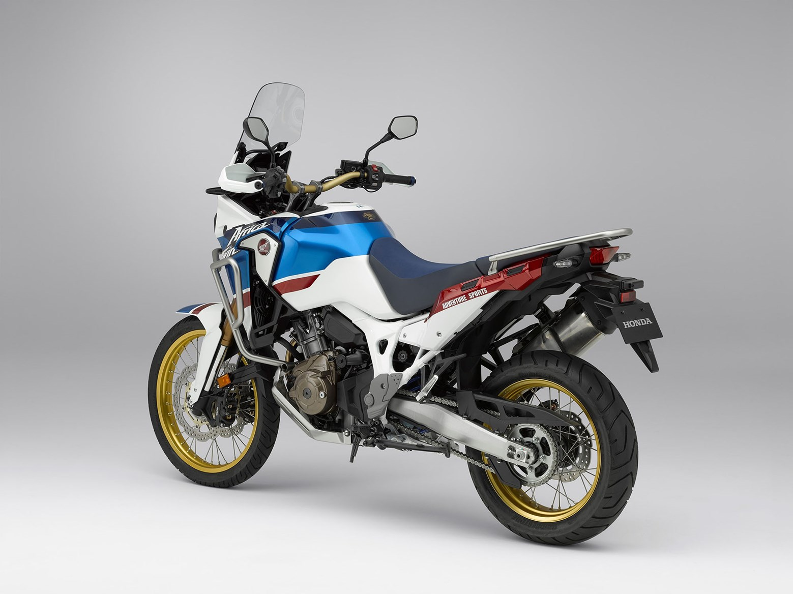 HONDA CRF1000L AFRICA TWIN Adventure Sports (2018-on) Review