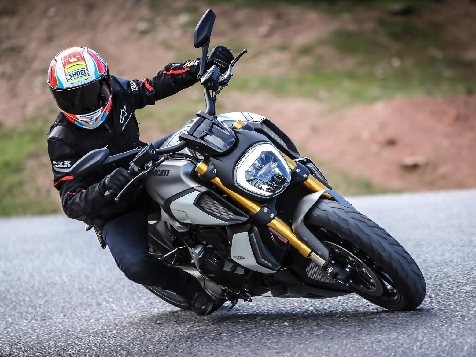 Ducati Diavel 1260 S 2019 On Review
