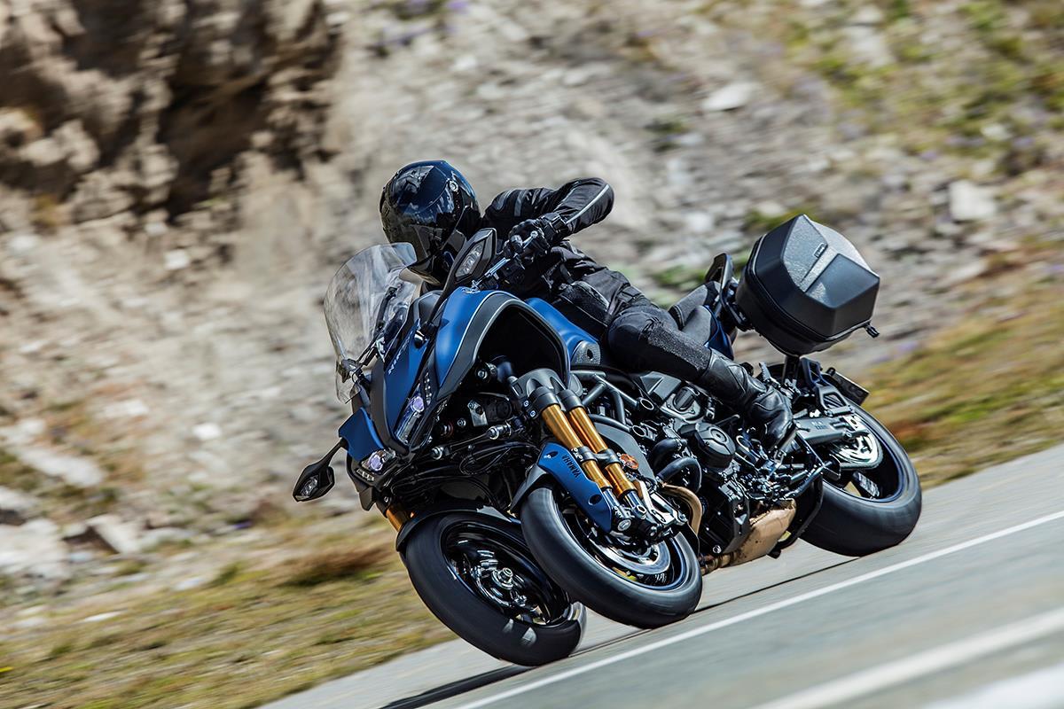 Yamaha Niken GT unveiled