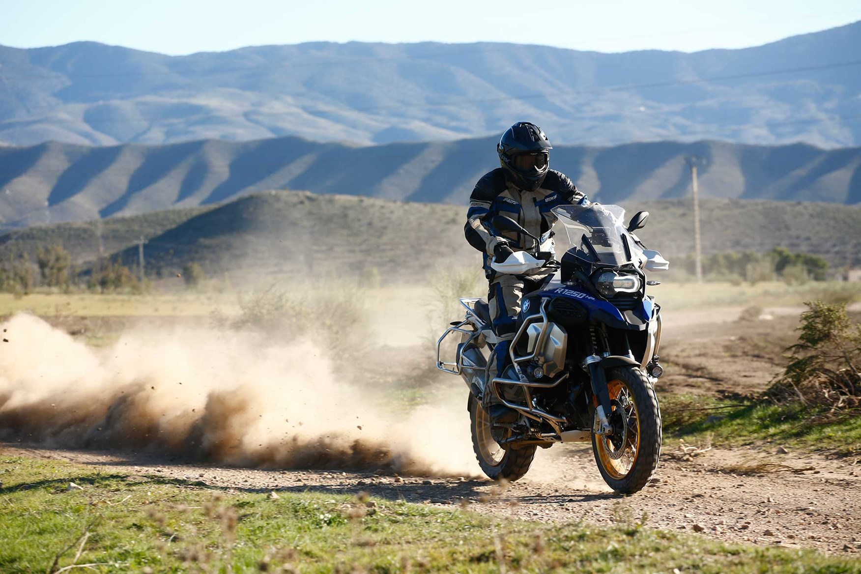 BMW R1250GS ADVENTURE (2019-on) Review