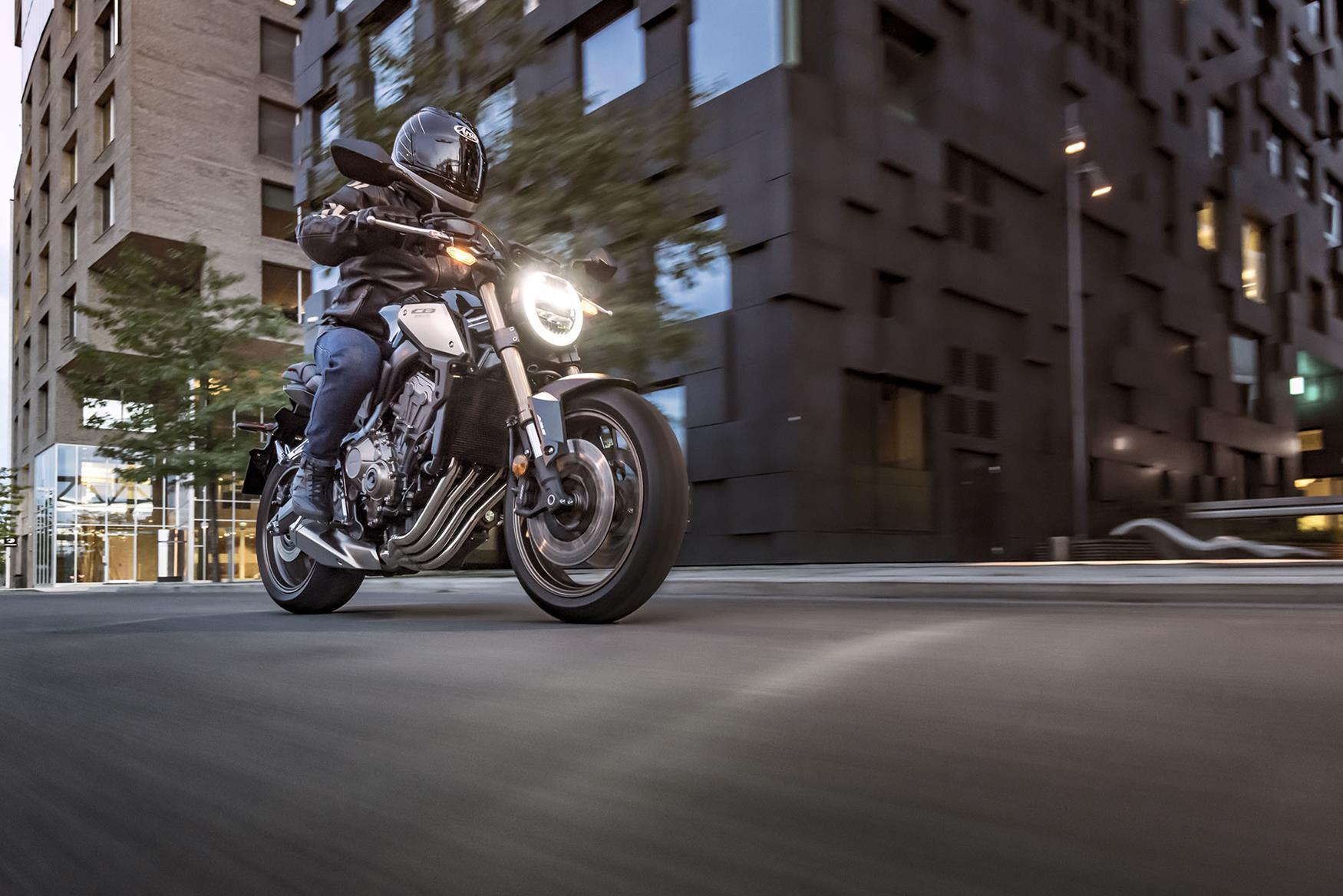 Honda Unveil 2019 CB650R Price