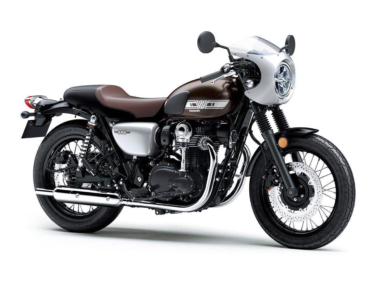 Kawasaki W800 2019 On Review