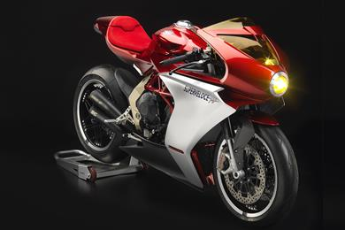 MV Agusta Superveloce 800 coming in 2020
