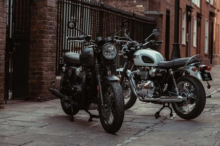 Triumph Limited Edition T120s Available To Buy