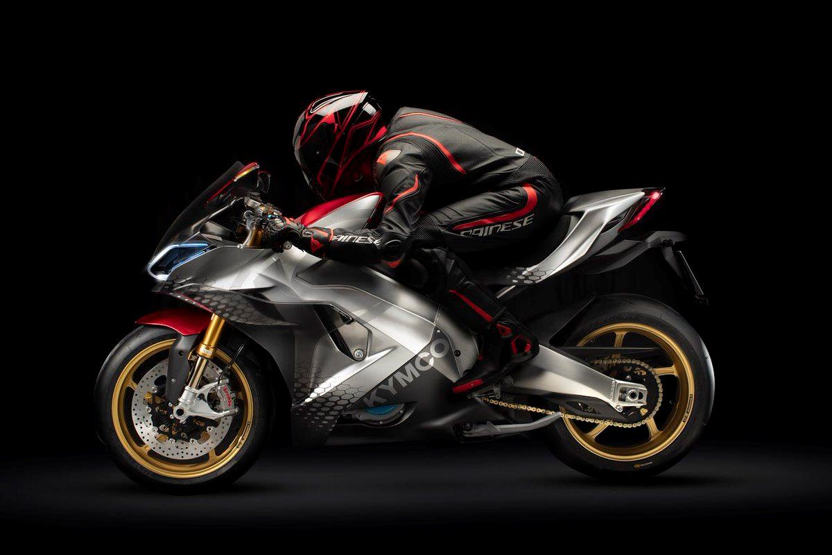 0edcae6a08a Video: Kymco stuns world with SuperNEX electric superbike