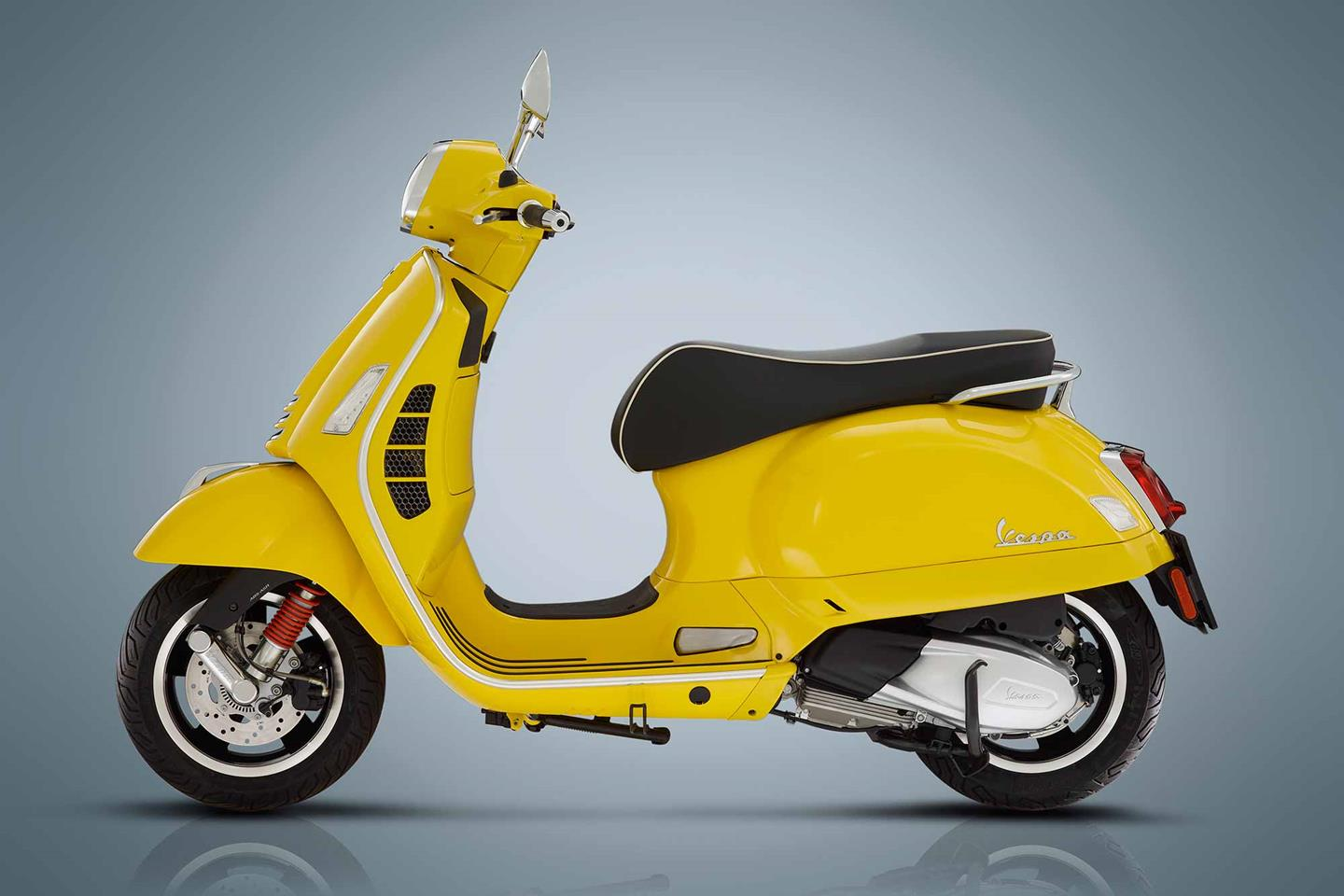 Piaggio Reveals Most Powerful Vespa Gts Ever Mcn