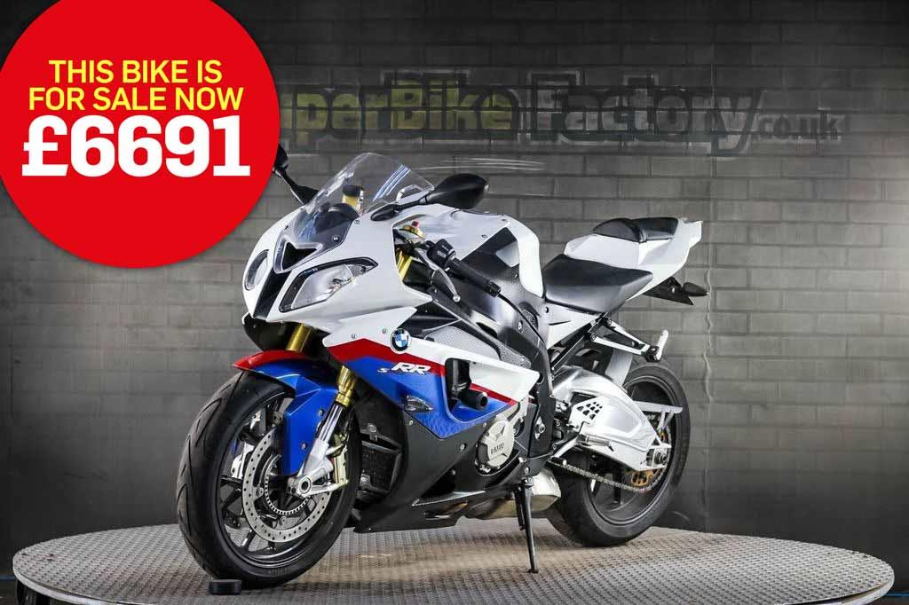Bike Of The Day Bmw S1000rr