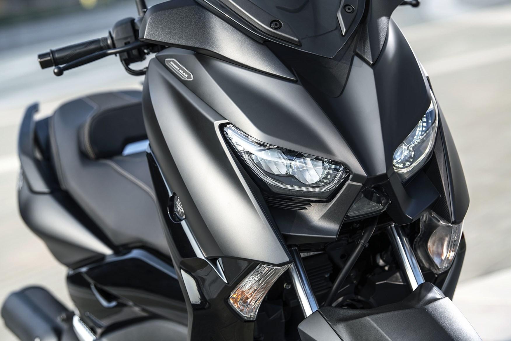 Yamaha release premium XMAX Iron Max scooter