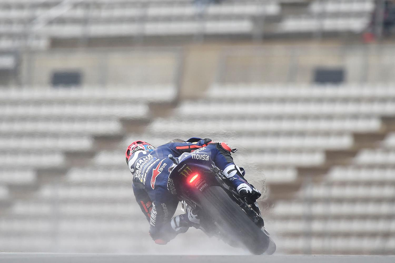 Motogp Vinales Moves From Q1 To Pole Position Mcn