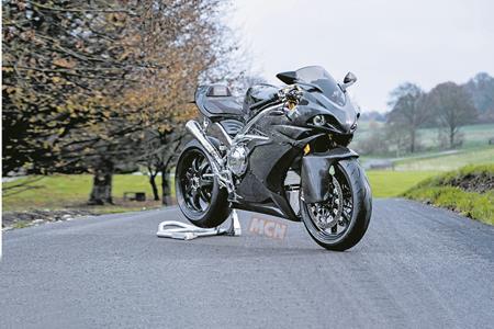 New British bike: Norton Superlight targets TT victory
