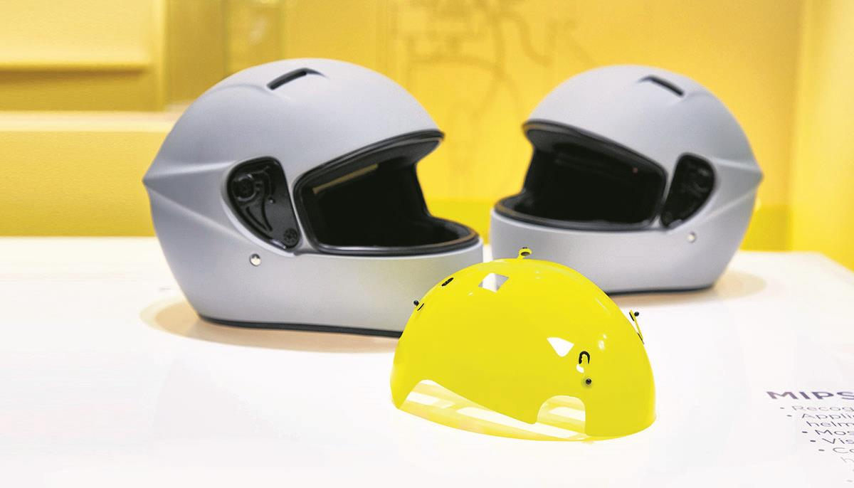 1db66fbf9 Helmet technology that could save lives