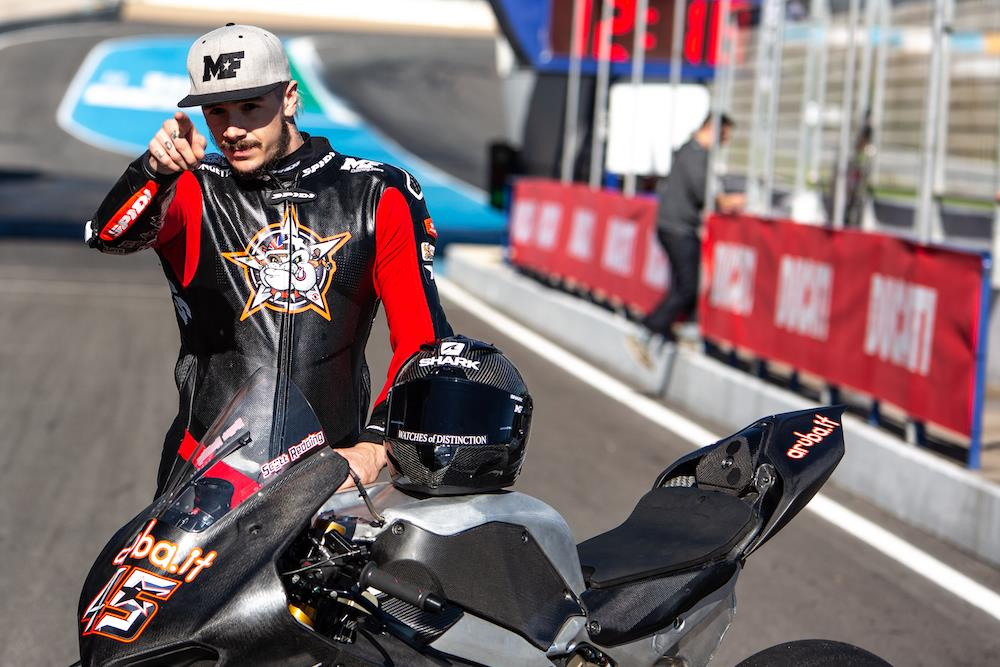 BSB: 'Lots to learn' as Redding makes superbike debut