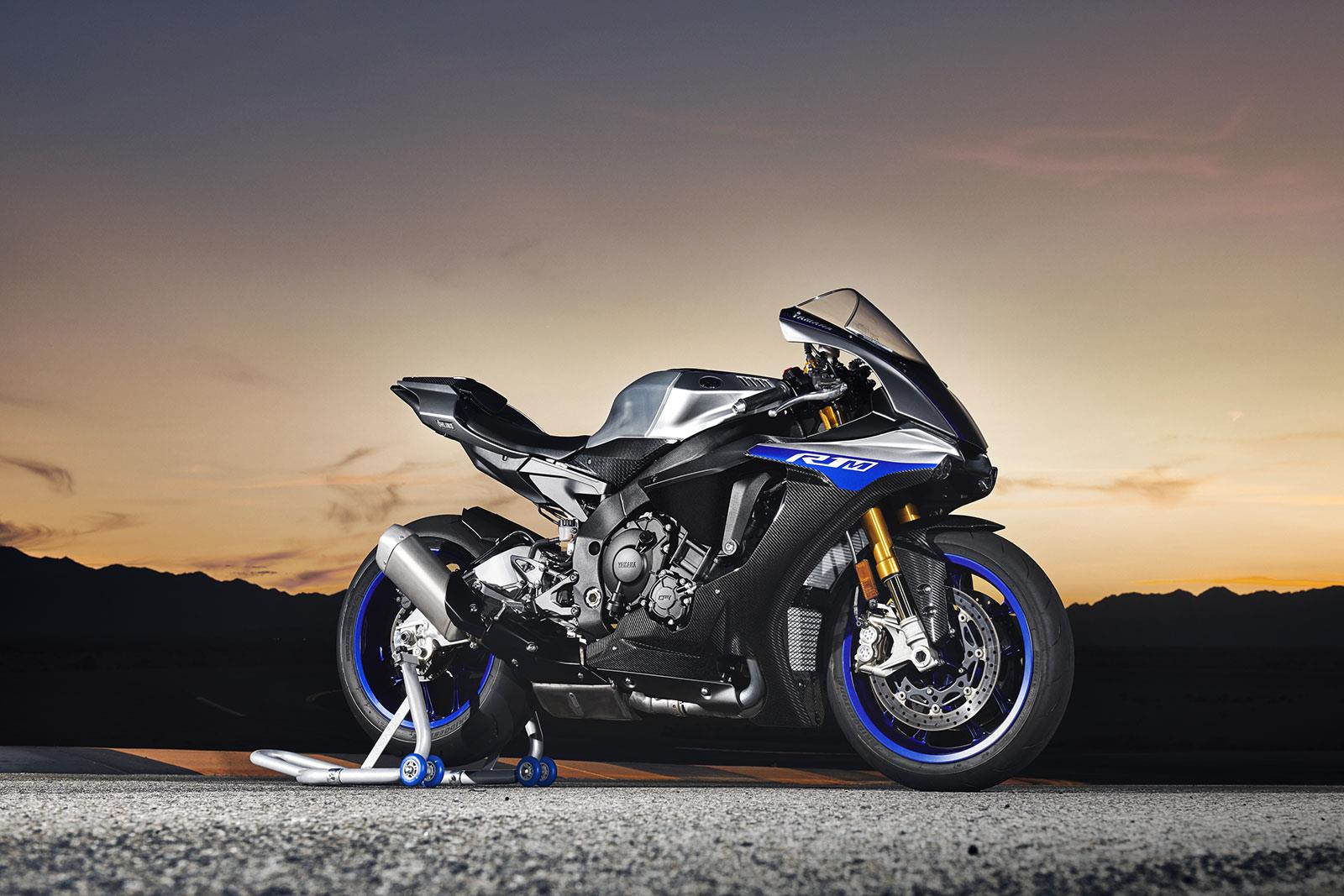 Yamaha R1m 2018 On Review