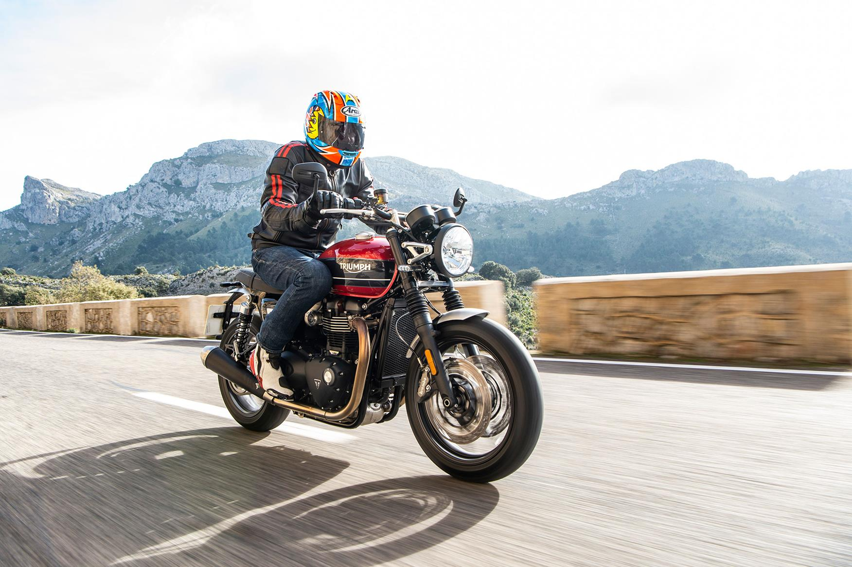 Triumph Speed Twin 1200 2019 On Review