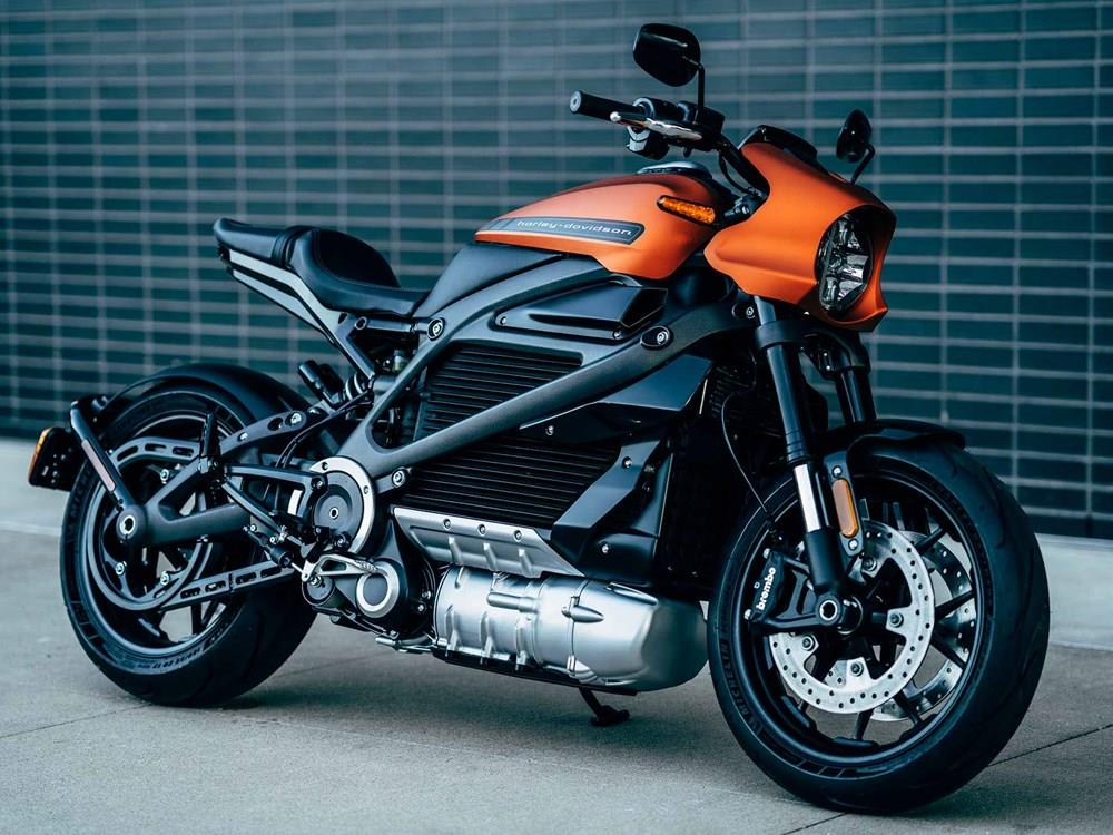 The Harley Davidson Livewire Leads Charge For 2019 Back To Top