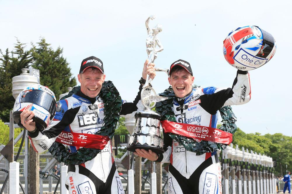 Roads Rider of the Year: 4th: Ben & Tom Birchall